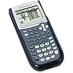 Texas Instruments TI-84 Plus Calculator $88 + FS @ Walmart