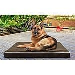 Weather Resistant Indoor/Outdoor Orthopedic Pet Bed (Medium) $17.99 + ship @ Groupon