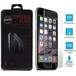 "Apple 4.7"" iPhone 6 Premium Slim Film Glass Screen Protector for $1.99 with free shipping"