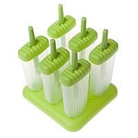 Amazon Deal: Ozera Clearance Items: Popsicle Molds (set of 6, Green) $7.99 + Rocket Popsicle Molds for kids (set of 6) $5.99 & More + FS w/ Prime @ Amazon