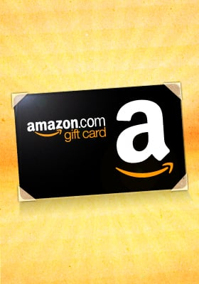$10 amazon gift card for $5