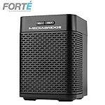 Mediabridge Forte - Portable Bluetooth Speaker with Powered Rear-Firing Subwoofer $14 + FSSS!