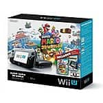 Nintendo Wii U Deluxe Set: Super Mario 3D World and Nintendo Land Bundle $260 + Free Shipping (eBay Daily Deal)