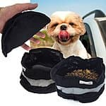 Highland On-The-Go Zip Up Pet Water / Food Bowl $2.50 + Free Shipping!