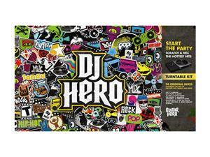 DJ Hero Turntable Bundles (Wii or PS2 or Xbox 360) $15, (PS3) $20, DJ Hero 2 Party Bundles (Wii or PS3 or Xbox 360) $30 + Free Shipping