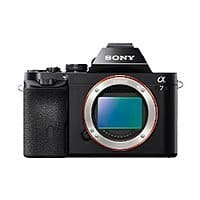Adorama Deal: Sony a7 Full-Frame Interchangeable Digital Lens Camera - Body Only - $999