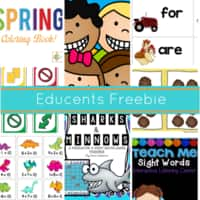 Deal: $78 in Free Activities and Worksheets for Kids Today!