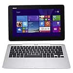 ASUS Transformer Book T200TA-B1 2-in-1 Notebook 319.99$ after coupon @TigerDirect