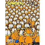Garfield Jigsaw Puzzle - 1000 piece - 2.98!!