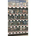 Select Blurays and DVDs 3 for $10 at Target ($3.33 each), YMMV & B&M