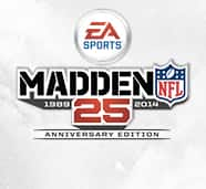 Preorder Madden NFL 25 Anniversary Edition, $99, free 1 year trial of NFL Sunday ticket
