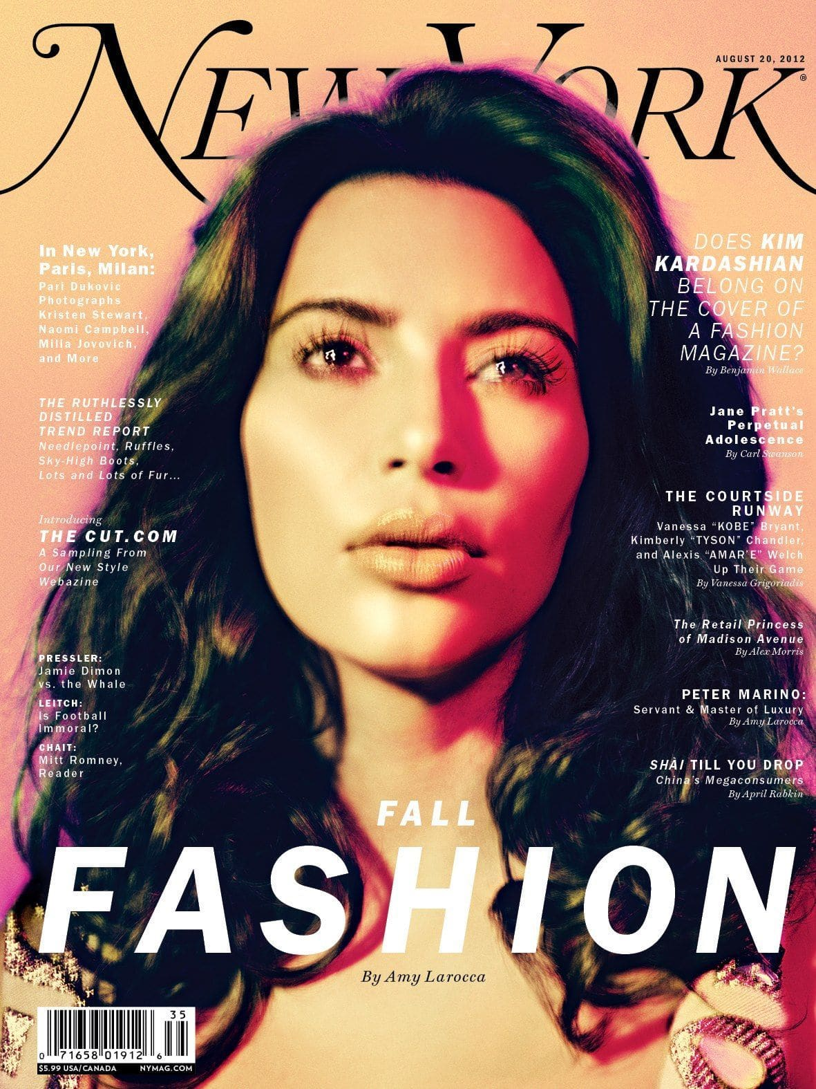 New York Magazine Subscription (42 Issues) $5/year (up to 3 years)