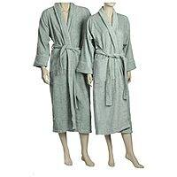 Rakuten (Buy.com) Deal: Egyptian Cotton Terry Cloth Robe (various colors) + $4.50 in Rakuten Cash $30,or Jumeirah 5-Star Hotels and Resorts Bathrobe (blue, small) + $1.50 Rakuten Cash $10 + free shipping