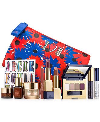 Macy's: 15% Off Beauty: $35 Estee Lauder Item + 7-Pc Gift Set ...