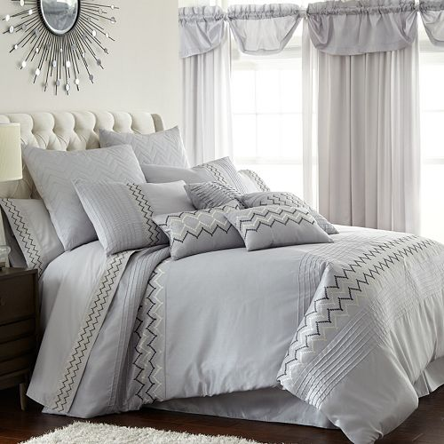 Elegant Kohl us Cardholders Piece Reagan Bedding Set Queen or King Slickdeals net
