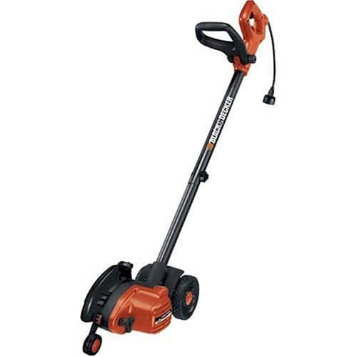 lawn mower walmart black decker 2 in 1 landscape edger and trencher le750 is store