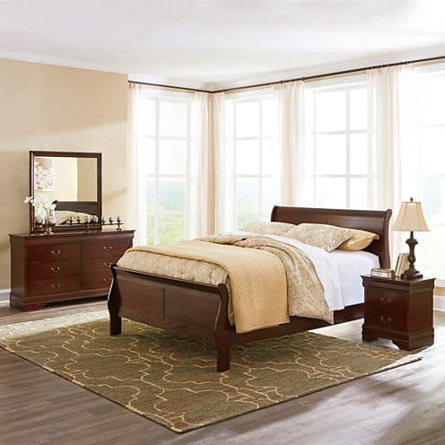Fresh Signature Design by Ashley Rudolph Bedroom Set w Bonus Mattress Slickdeals net