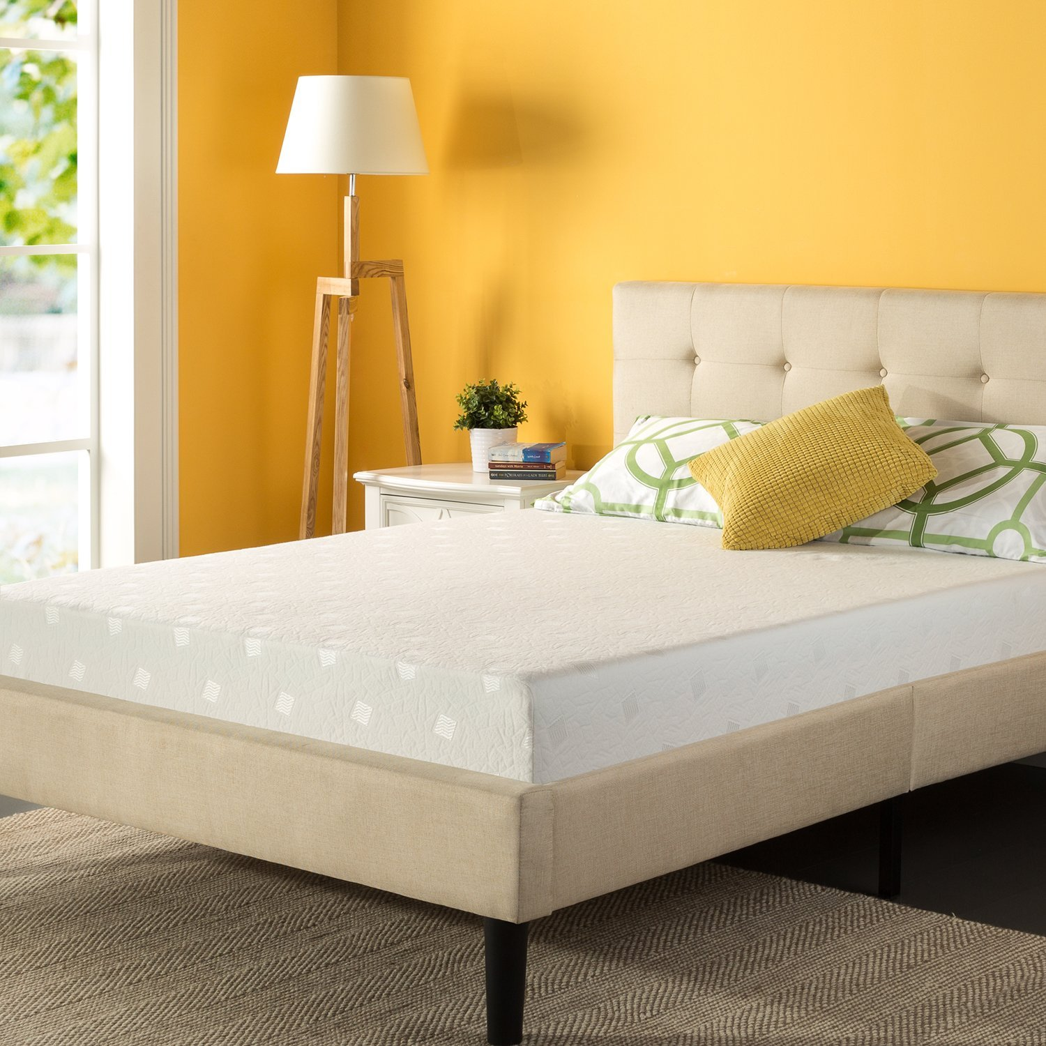 Inspirational King Inch Memory Foam Mattress Sleep Revolution Zinus with Free Shipping