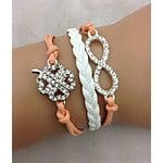 Infinite Summer Wrap Bracelet $6.99 + free shipping