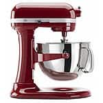KitchenAid KP26M1X Professional 600 Series 6-Quart Stand Mixer (Refurbished) $208 Shipped