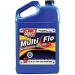5Qt Synthetic Blend Motor Oil - Super-S Multi-flo 5w30 and 10w30 at Menards B&M $8