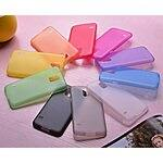 Ultra Thin Translucent Matte Case for Samsung Galaxy S3 / S4 / S4 mini / S5 / S5 mini / S6 / Note 2 / Note 3 / Note 3 mini Neo / Note 4 / Grand 2 - $0.98 + FREE SHIPPING
