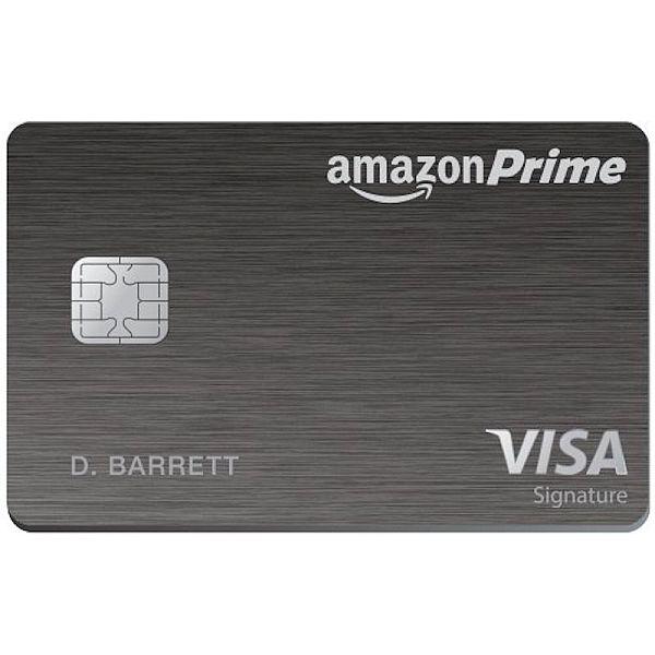 Amazon Prime Rewards Visa Signature Card - $70 gift card, $0 ...