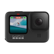 GoPro: GoPro HERO9 Black 5K Action Cam w/ 32GB SD Card + 1 Yr. GoPro Subscription 9.98 + free Shipping
