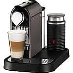 Nespresso C121 Citiz & Milk Titan Single Serve Espresso Machine 169.99 Plus shipping for Members