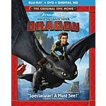 How to Train Your Dragon (Blu-ray + DVD + Digital HD) $10 + Free Shipping w/ Prime or FSSS