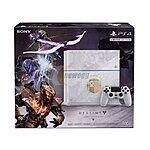 500GB PlayStation 4 Destiny: The Taken King Limited Edition Pre-Order (Glacier White) + $20 Newegg Gift Card $399.99 + S/H