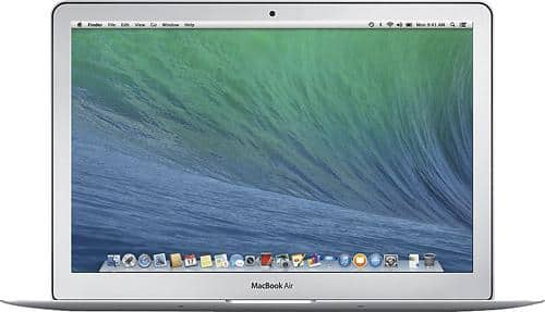 "Apple 13.3"" MacBook Air: Core i5, 4GB DDR3, 128GB SSD, 13.3"" 1440x900 LED  $750 + Free Shipping (.Edu Email Required)"