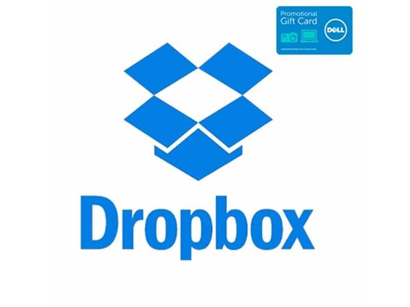 1-Year Dropbox Plus Digital Subscription (1-User) + $25 Dell eGC ...