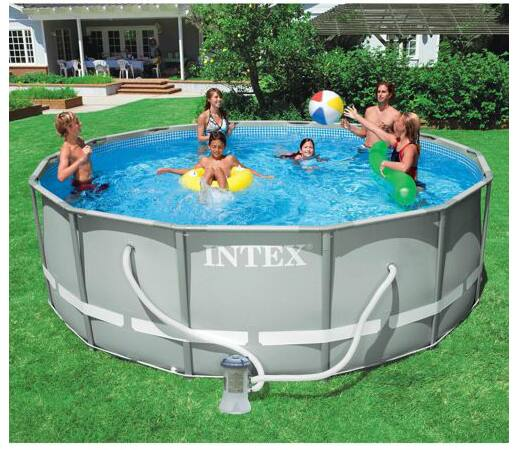 Intex 18 X 48 Quot Ultra Frame Swimming Pool 349 At Walmart