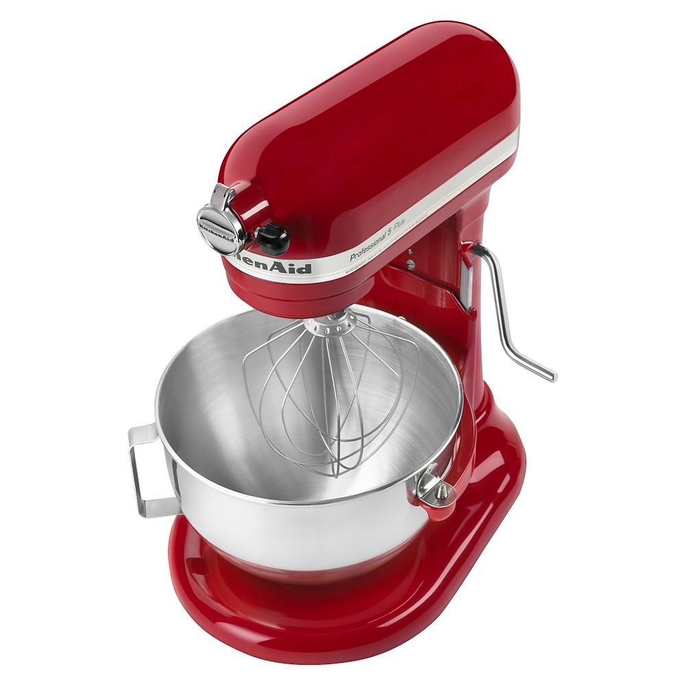 Target Small Kitchen Appliances Kitchenaid Professional 5 Quart Mixer 525 Watt Red Or Black