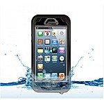 Naztech Vault Waterproof Cover for iPhone 5/5s (Black or White)  Free after $10 Rebate + Free S&H