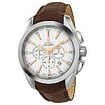 Omega Aqua Terra Men's Automatic Chronograph Watch $3795 + free shipping
