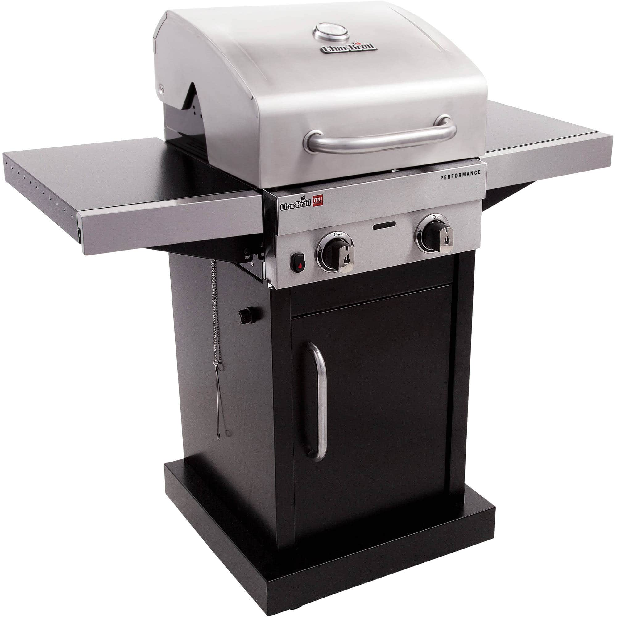 wm b u0026m char broil tru infrared and gas grill reg 229 clearanced