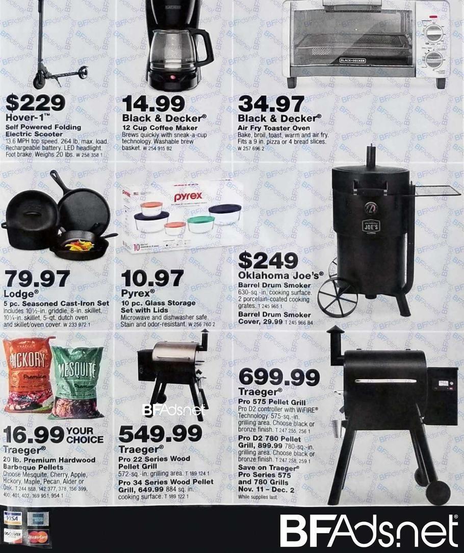 食品储藏盒10件套仅需$10.972019 True Value黑五海报已出炉 少部分产品已经开始打折