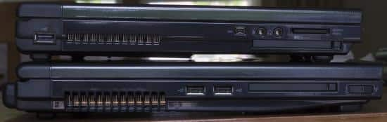 Which one is better Dell Vostro 1500 or HP dv6500t series?