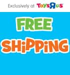 Toys R Us Deal: Free Shipping on EVERYTHING with your purchase of $79 or more at Toysrus.com!