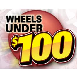 Discount Tire Deal: Wheels Under $100!