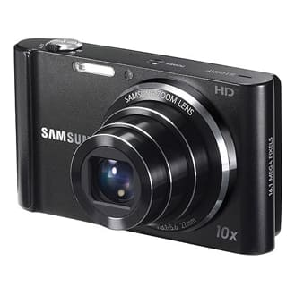 Walmart Deal: Samsung Black ST201 Digital Camera with 16.1 Megapixels and 10x Optical Zoom