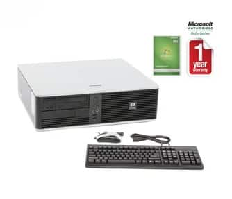 Sears Deal: HP  DC5850 Refurbished Desktop PC Dual Core 2.3 GHz, 2GB DDR2, 160GB HD, Windows 7