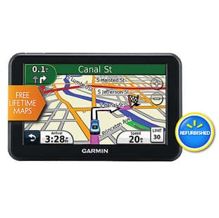 Walmart Deal: Garmin Refurbished nuvi 50LM 5