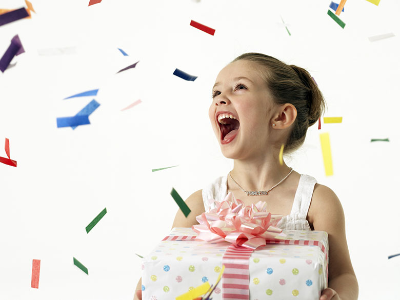 Saving On Kids Birthday Presents