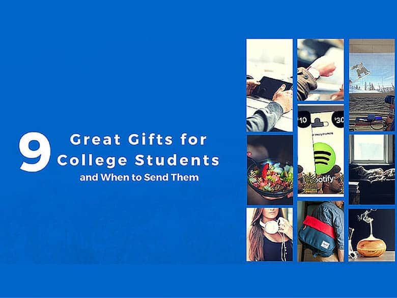 good gifts for college students Holiday gifts for college students on your list, now is the time to get started to help make it easier to find great presents for students, here are 21 gift ideas: 1.