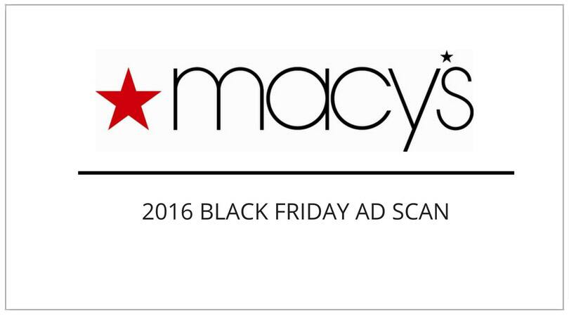 665f837ee2e When the month of October came and went with no sign of Macy s Black Friday  ad