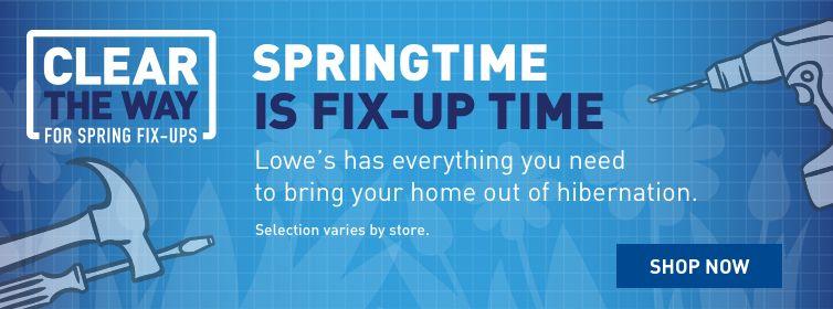 49865451e7 Lowe s Springtime Fix-Up