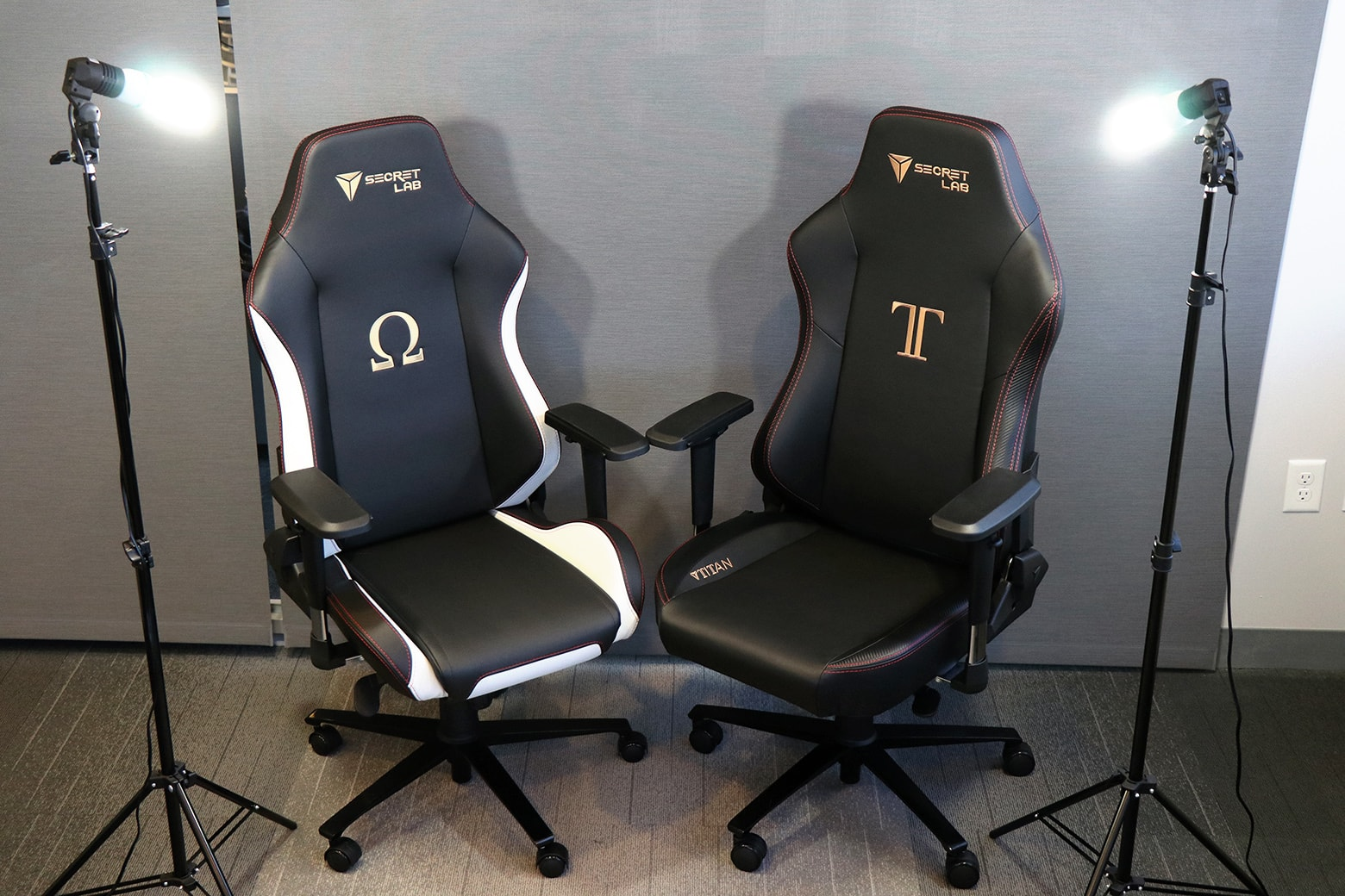 Astounding Hands On With Secretlab Gaming Chairs Omega And Titan Short Links Chair Design For Home Short Linksinfo